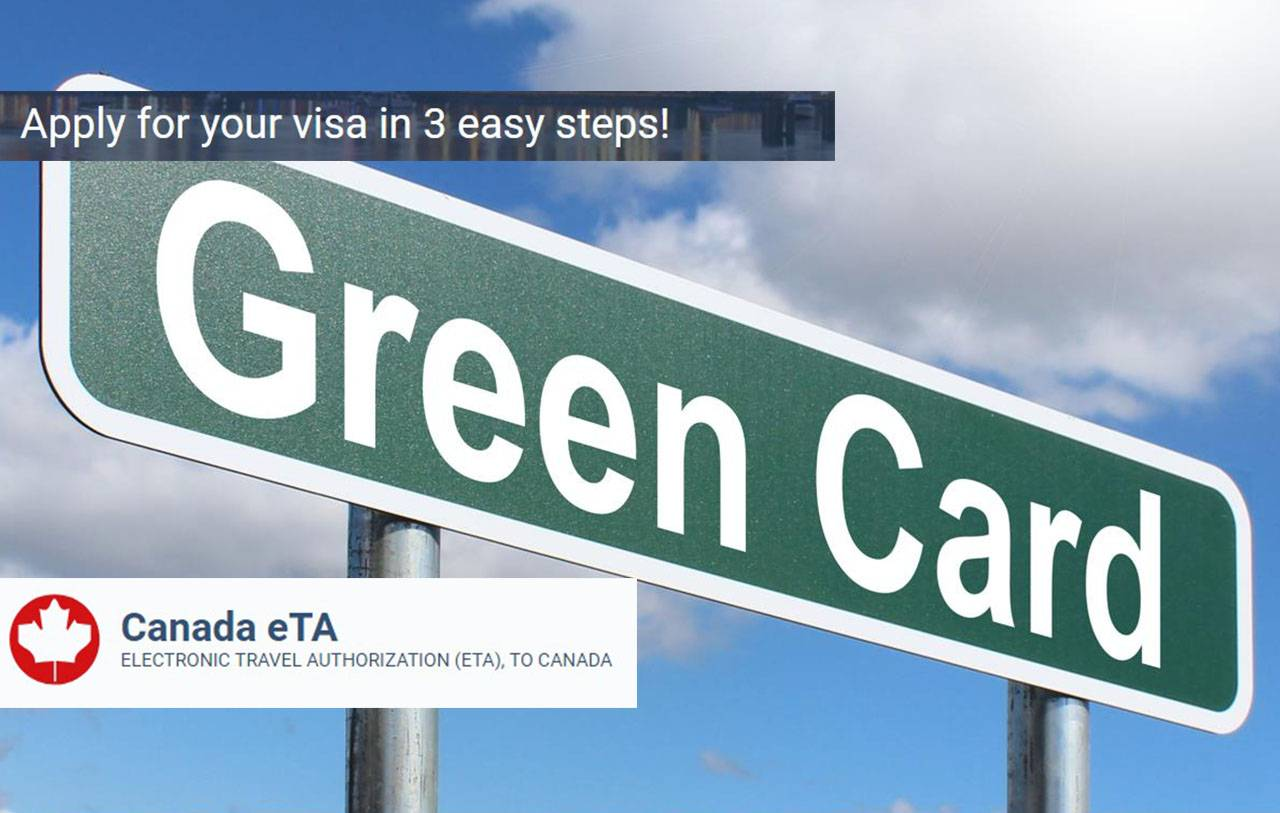 Canadian Visa For Green Card Holders – Apply Here Online