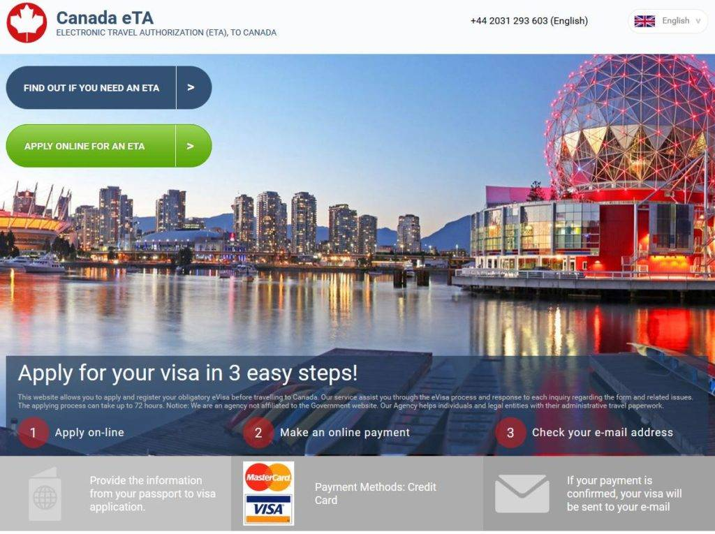 Canadian Visa For Green Card Holders