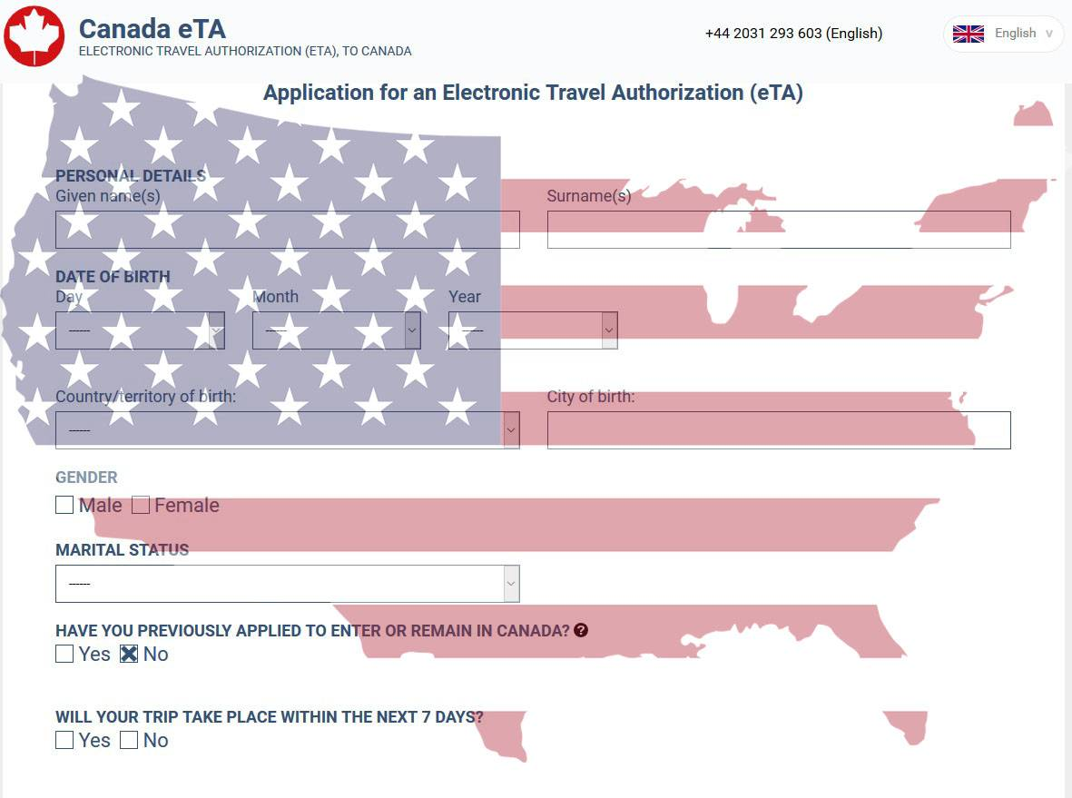 Do US citizens need a visa for Canada - Apply for eTA from USA