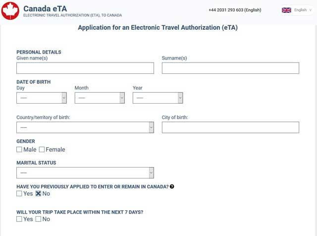 Canadian Visa For Australian Citizens Eta Requirements And Application
