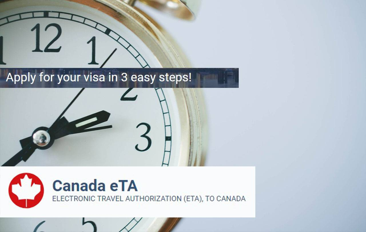 How Long Does It Take To Get a Canadian Visa eTA – Processing Time