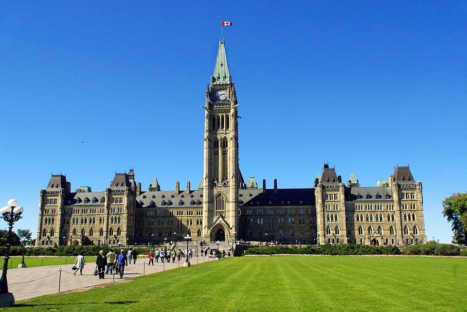 Ottawa the capital city of Canada